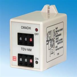 MULTI-RANGE DIGITAL TWIN TIMER TDV-NM 0.1S-99H X 0.1S-99H product photo