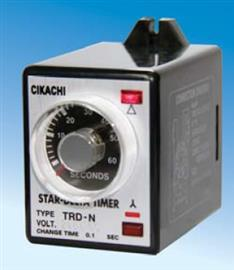 TRD-N STAR DELTA TIMER 240VAC 30S product photo