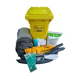 WHEELED BIN CHEMICAL SPILL KIT 100L product photo