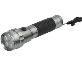 ALU SOFT GRIP TORCH 5 LED REQUIRES 2XC BATTS product photo