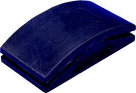 RUBBER SANDING BLOCK 70X125X35MM product photo