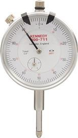 "PLUNGER DIAL GAUGE 0.5X0.001""X0-100 product photo"