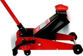 QUICK LIFT HYDRAULIC TROLLEY JACK 3-TON product photo