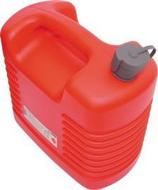 PLASTIC JERRY CAN WITH INTERNAL SPOUT 20LTR product photo
