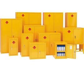 FLAMMABLE STORAGE CABINET 915X459X459MM product photo