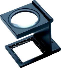 FM30 FOLDING MAGNIFIER WITH SCALE 30MM product photo