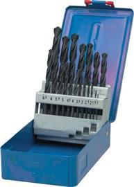 HSS ROLL FORGED JOBBER DRILL SETS 1-10MMX0.5MM product photo