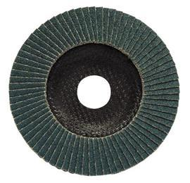 F/GLASS ZIRC FLAP DISC P120 100X16MM product photo