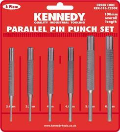 PARALLEL PIN PUNCHES (SET-6PCS) product photo