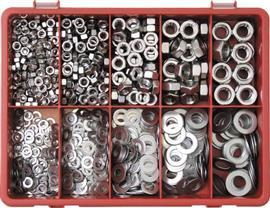 A2 STAINLESS STEEL METRIC NUT AND WASHER KIT product photo