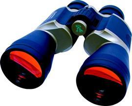 BINOCULARS LENSES MAG 10X60 RED product photo