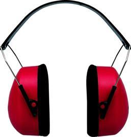 HEARING DEFENDER HAZARDOUS RED product photo