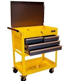 INDUSTRIAL SERVICE CART 4 DRAWER product photo