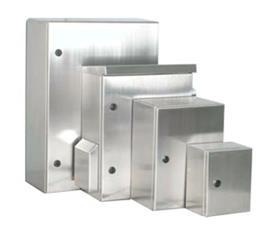 SS304 STAINLESS STEEL BOX 400MM X 300MM X 200MM product photo