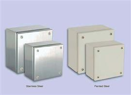 STAINLESS STEEL TERMINAL BOX 200MM X 200MM X 200MM product photo