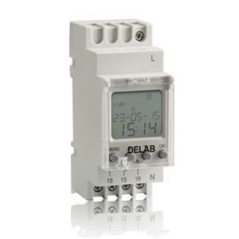 DTS-100 WEEKLY DIGITAL TIME SWITCH product photo