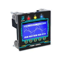 PQM-1000S C/W RS48 5POWER QUALITY NETWORK ANALYZER product photo