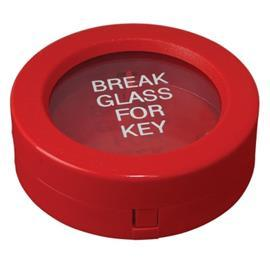 EMERGENCY KEY BOX 100 X 100 X 32MM product photo