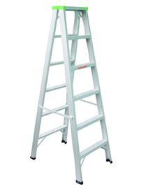 DOUBLE SIDED LADDER 11 STEPS product photo