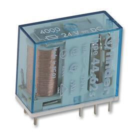 DPDT PCB MOUNT NON-LATCHING RELAY 24VDC COIL 10A product photo