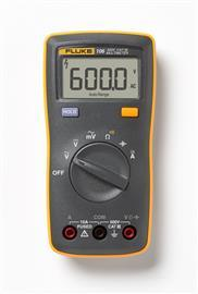 PALM-SIZED DIGITAL MULTIMETER CAT III 600V ESP product photo