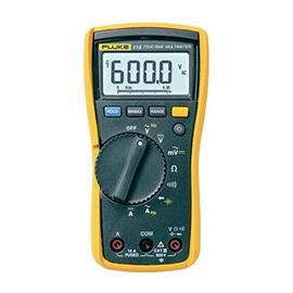 TRUE-RMS DIGITAL MULTIMETER 600VAC/DC product photo