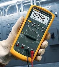 INDUSTRIAL DIGITAL MULTIMETER 10A AC 1000VAC product photo