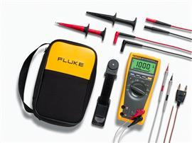 INDUSTRIAL TRUE-RMS MULTIMETER COMBO KIT product photo