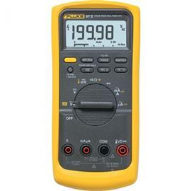 INDUSTRIAL TRMS AC/DC MULTIMETER W/ TEMP 1000V product photo