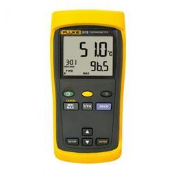 CALIBRATED SINGLE INPUT THERMOMETER 50HZ product photo