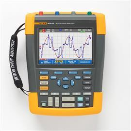 MOTOR DRIVE ANALYZER 4CH 500MHZ W/MOTOR SHAFT & HARMONICS product photo