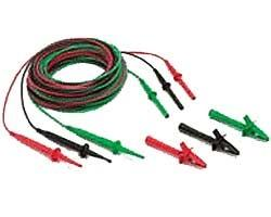 EXTENDED TEST LEAD SET 25 FOOT product photo