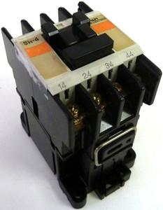 SH-4 INDUSTRIAL RELAY 3NO 1NC 240V product photo