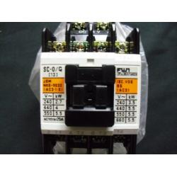 SC SERIES CONTACTOR 20A 3P 5.5KW 1NO 24VDC product photo