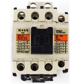 SC SERIES CONTACTOR 16A 3P 1NO 24VDC product photo