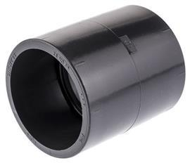 STRAIGHT PVC-U EQUAL SOCKET 25MMX25MM 41MM LENGTH product photo