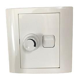 SINGLE DIMMER SWITCH 500W 2W product photo