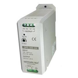 POWER SUPPLY 1.25AMP 30W OUTPUT 24VDC INPUT 100-240VAC product photo