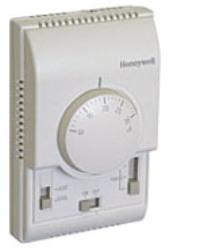 ROOM THERMOSTAT 230V 2-PIPE FAN product photo