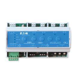 DALI-2 CONTROLLER 4 UNIVERSE ADDRESSABLE DIN RAIL MOUNT product photo