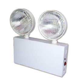 LED TWIN EMERGENCY LIGHT 2 X 18 X 0.06W SUPERBRIGHT product photo