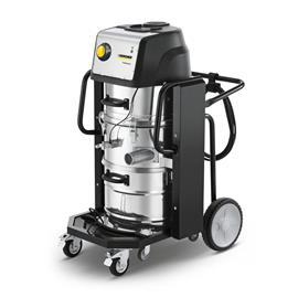 IVC 60/30 TACT WET AND DRY VACUUM 60L product photo