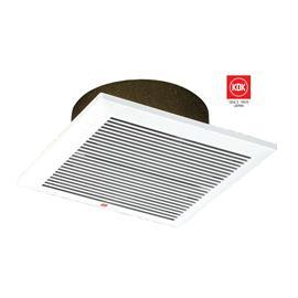 "RESIDENTIAL USE VENTILATING FAN CEILING MOUNT 8"" product photo"