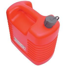 PLASTIC JERRY CAN WITH INTERNAL SPOUT 5LTR product photo