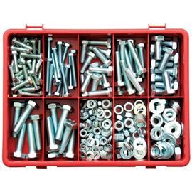 METRIC SET SCREWS NUTSWASHERS BZP KIT product photo