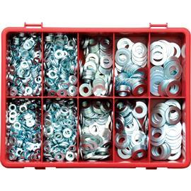 WASHERS FLAT METRIC BZP KIT product photo