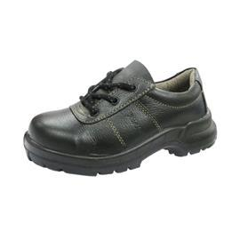 COMFORT BLACK GRAIN LEATHER LACED SHOES LOW CUT SIZE 12 product photo