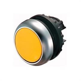M22-D-Y PUSHBUTTON FLUSH YELLOW MOMENTARY product photo