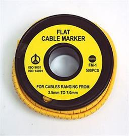 FLAT CABLE MARKER NO:EARTH product photo