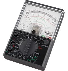 ANALOGUE MULTIMETER WITH CASE 250MA 1000V product photo
